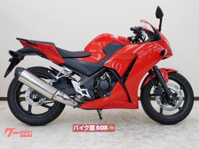 CBR250R 2015年モデル