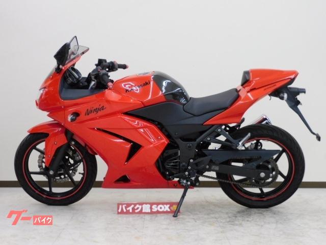 カワサキ Ninja 250R 2009年モデルの画像(大阪府