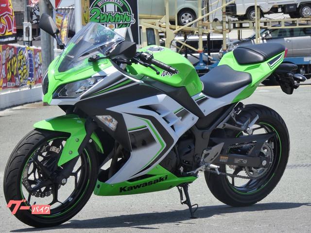 カワサキ Ninja 250 SpecialEdition ノーマル車の画像(熊本県