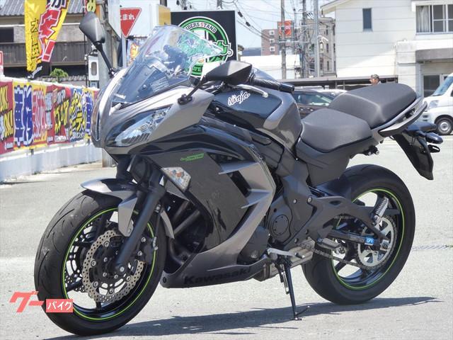 カワサキ Ninja 400 ノーマル車 グーバイク鑑定車の画像(熊本県