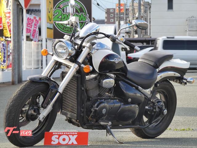 スズキ ブルバード400 ノーマル車の画像(熊本県