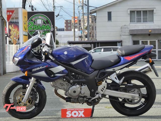 スズキ SV400S 後期型 グーバイク鑑定車の画像(熊本県