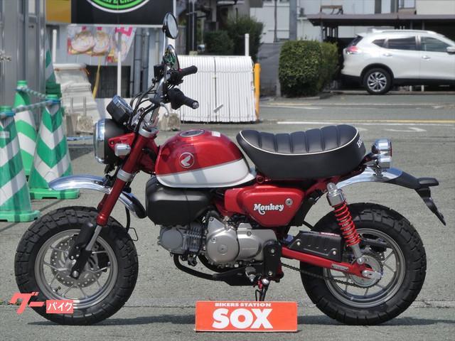 ホンダ モンキー125 ワンオーナーの画像(熊本県