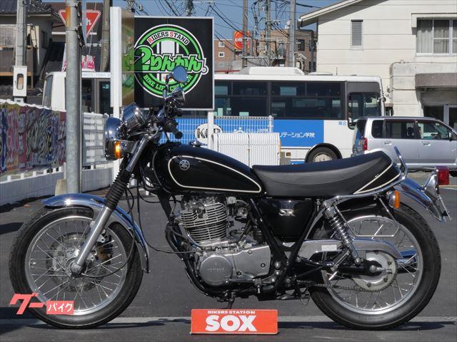 ヤマハ SR400 Fiモデル バッグサポートの画像(熊本県