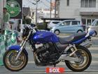 ホンダ CB400Super Four VTEC SPEC3 Akrapovicマフラーの画像(熊本県