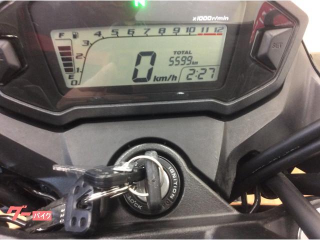 ホンダ CB250F ヘルメットホルダーの画像(東京都