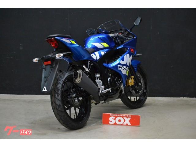 スズキ GSX-R125 ABS L9モデルの画像(大阪府