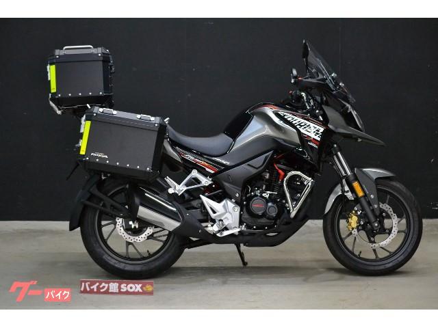 CB190X 国内未発売モデル