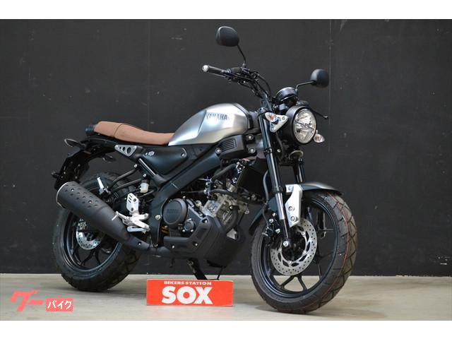 ヤマハ XSR155 国内未発売モデルの画像(大阪府