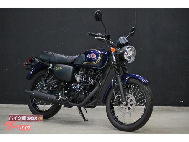 カワサキ W175SE 2020年 国内未発売モデルの画像(大阪府