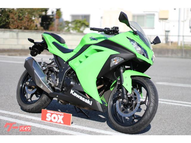 カワサキ Ninja 250 ノーマル車の画像(栃木県