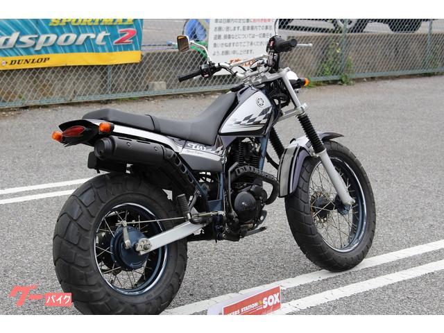 ヤマハ TW225Eの画像(栃木県