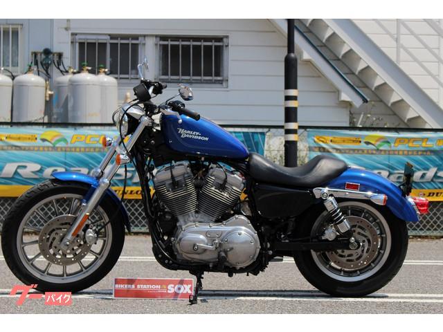 HARLEY-DAVIDSON XL883L ロー ノーマル車の画像(栃木県