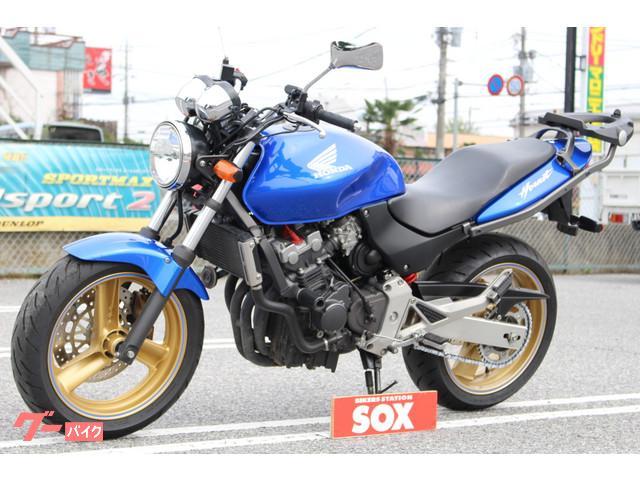 ホンダ HORNET  ノーマル車の画像(栃木県