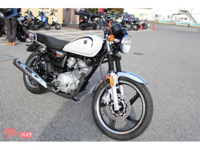 ヤマハ YB125SP生産終了モデルの画像(栃木県