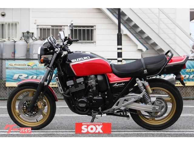 スズキ GSX400インパルス ノーマルの画像(栃木県