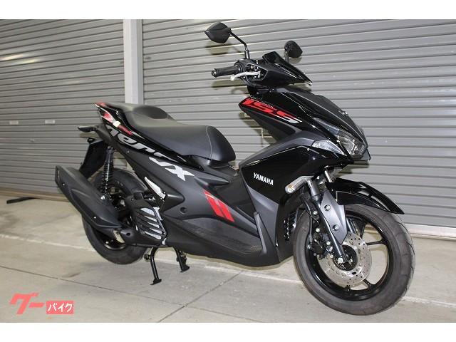 ヤマハ AEROX155 STDバージョン インドネシアモデルの画像(栃木県