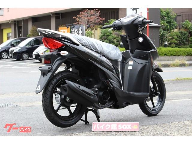 スズキ アドレス110 コンビブレーキ搭載の画像(栃木県