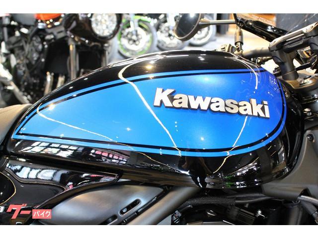 カワサキ Z900RSカフェ カスタムペイントの画像(神奈川県
