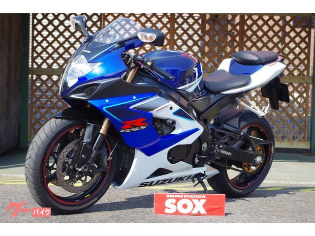 スズキ GSX-R1000 エンジンスライダー装備の画像(滋賀県