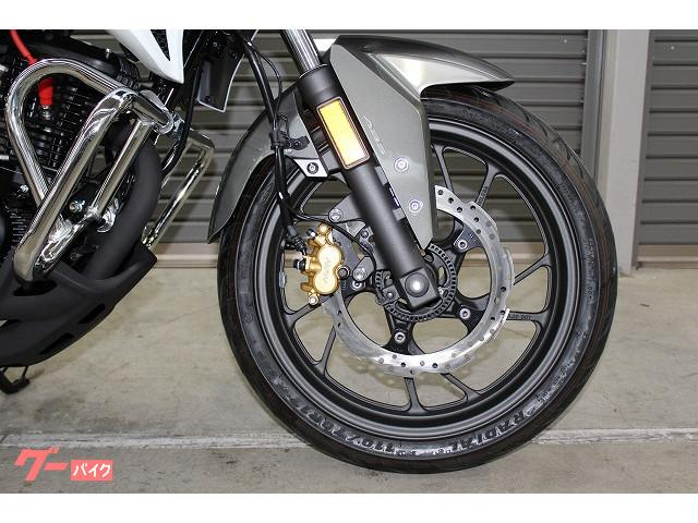 ホンダ CB190X 3点パニア標準装備 国内未発売モデルの画像(滋賀県