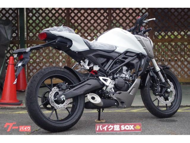 ホンダ CB125R 2018年モデルの画像(滋賀県