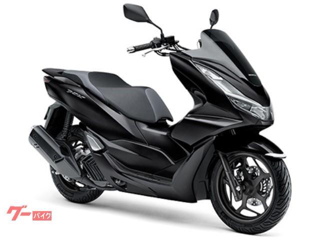 PCX 国内最新モデル JK05型 ブラック
