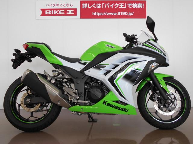 カワサキ Ninja 250 フルノーマルの画像(新潟県