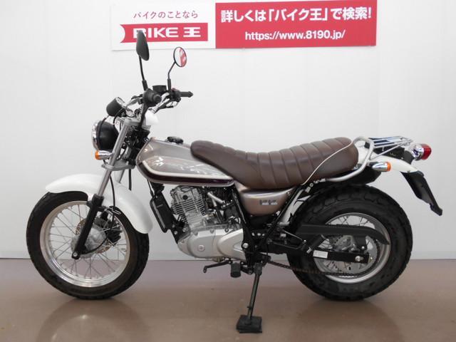スズキ バンバン200 キャリア付きの画像(新潟県