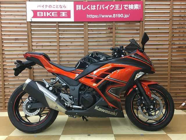 カワサキ Ninja 250 スペシャルエディション ワンオーナー 別体式ETCの画像(神奈川県