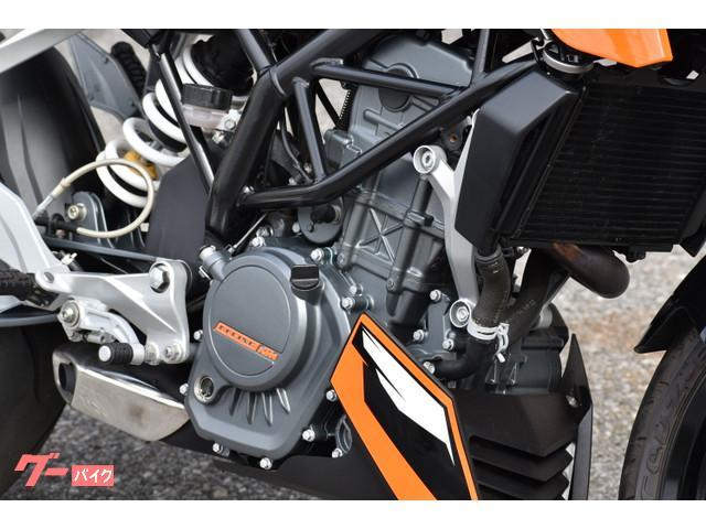 KTM 200デュークの画像(埼玉県