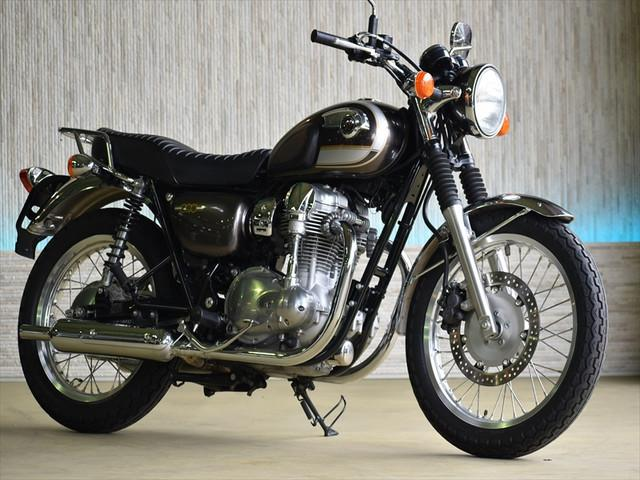 カワサキ W800 キャリアの画像(埼玉県