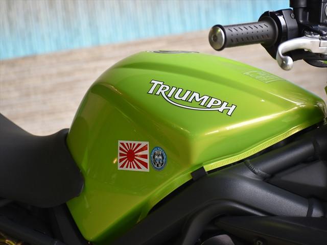 TRIUMPH ストリートトリプルの画像(埼玉県