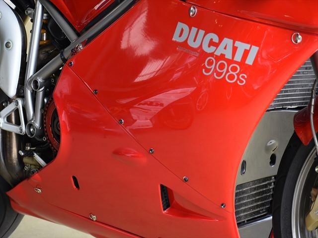 DUCATI 998S ファイナルの画像(埼玉県