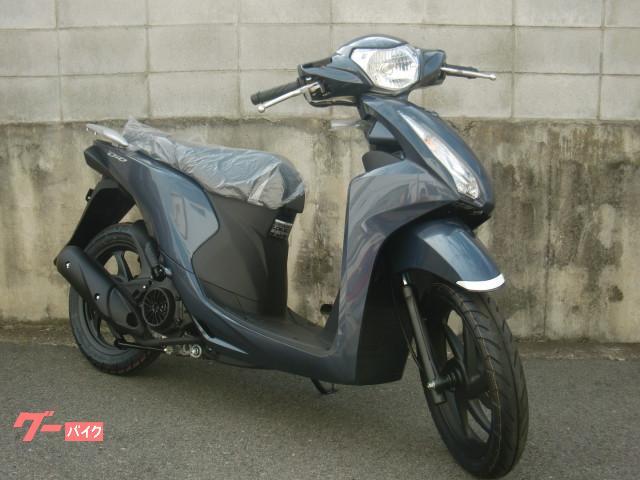 ホンダ Dio110 現行モデル新車 eSPエンジン搭載 アイドリングストップ機能の画像(東京都