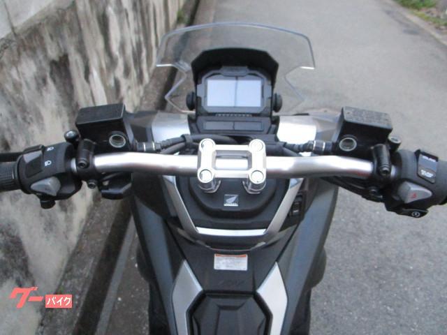 ホンダ ADV150 国内現行新車ABS 全灯火類LED 二段階調整スクリーンの画像(東京都