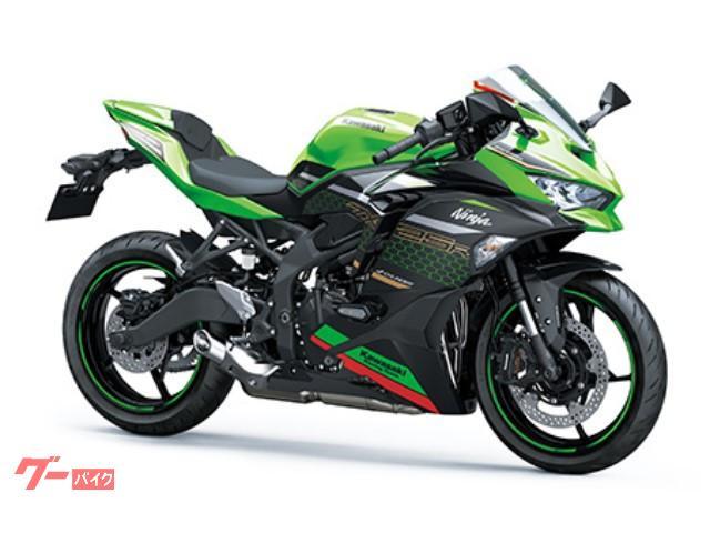 Ninja ZX−25R SE 2021年モデル