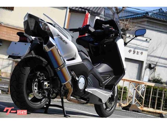 ヤマハ TMAX530 2012年モデル ヨシムラマフラー ETCの画像(神奈川県