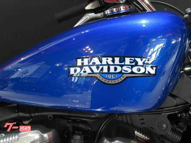 HARLEY-DAVIDSON XL883L ローの画像(神奈川県
