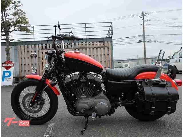 HARLEY-DAVIDSON XL1200N ナイトスターの画像(神奈川県