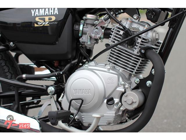 ヤマハ YB125SPの画像(茨城県