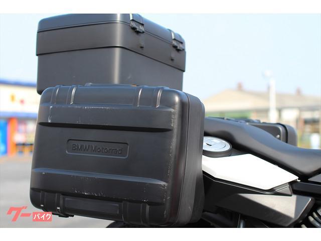 BMW F700GS 純正トリプルBOX装備の画像(茨城県