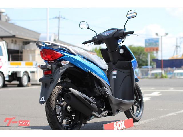 スズキ アドレス110 新車の画像(茨城県