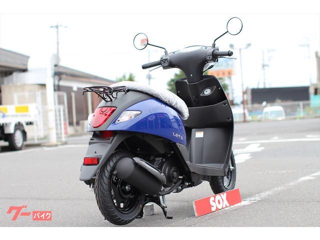 スズキ レッツ 新車の画像(茨城県