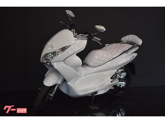 ホンダ PCX 125 LED2スピーカー エナメルシートの画像(東京都