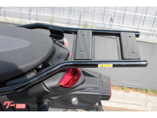 スズキ グラディウス400 2012年モデル バイザー エンジンガード リアキャリア付きの画像(千葉県