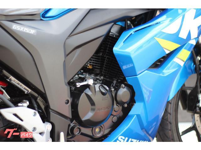 スズキ GIXXER SF 150の画像(山梨県