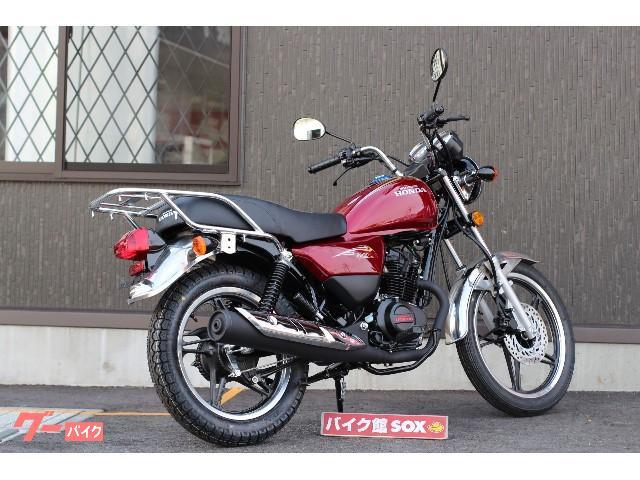 ホンダ LY125Fi 国内未発売モデルの画像(山梨県