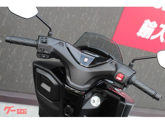 スズキ バーグマン125 インジェクション 国内未発売モデルの画像(山梨県