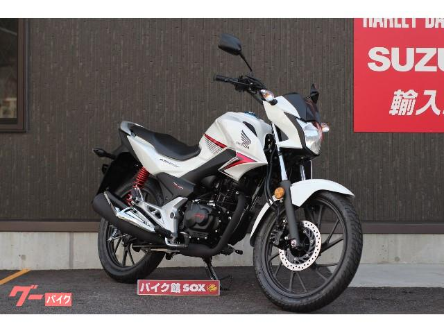ホンダ CB125F EUスペック 国内未発売モデルの画像(山梨県